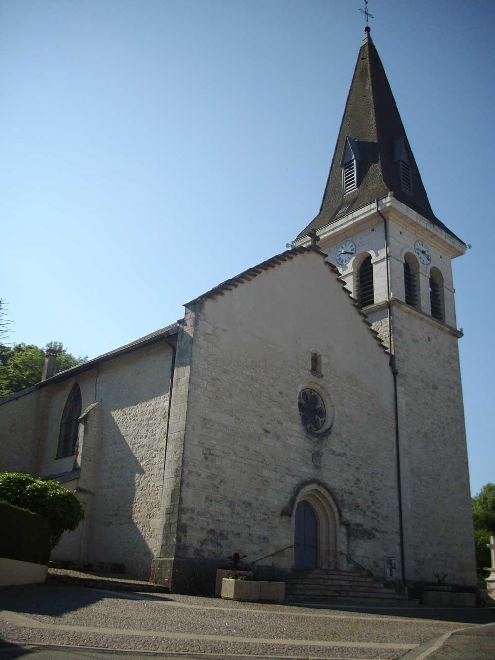 Eglise Saint-Laurent d'Arbent