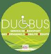 La ville d'Arbent est desservie par le réseau DUOBUS qui couvre et développe ses services sur le territoire du Haut-Bugey.